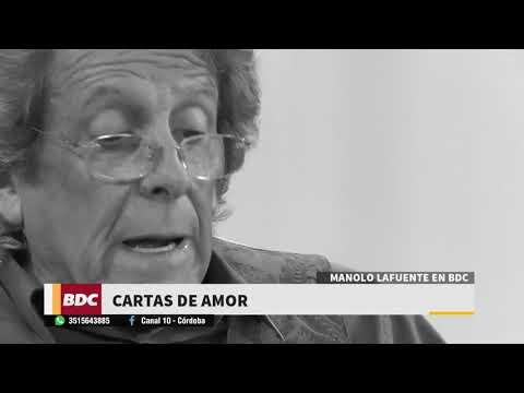 Cartas de Amor por Manolo Lafuente  19-10-2018