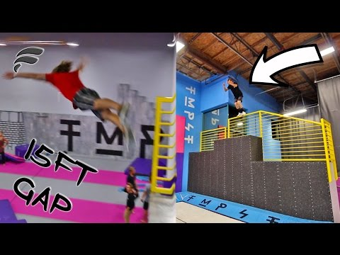 DEADLY TRAMPOLINE AND PARKOUR TRICKS_Legjobb vide�k: Extr�m