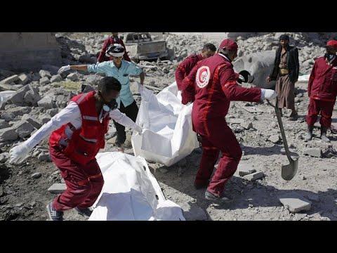 Jemen: Über Hundert Tote in Dhamar nach Luftangriff