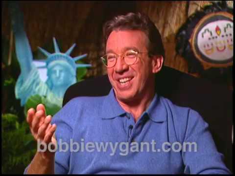 "Tim Allen for ""Jungle 2 Jungle"" 1997 - Bobbie Wygant Archive"