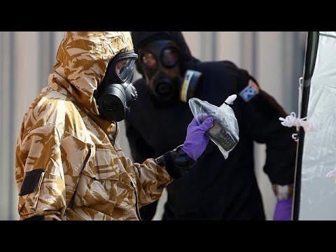 Britische Polizei findet Nervengift Nowitschok in ein ...