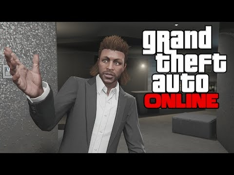 GTA 5 Online PS4 Gameplay - GTA 5 After Hours - GTA 5 Nightclub - Night Club Business Intro