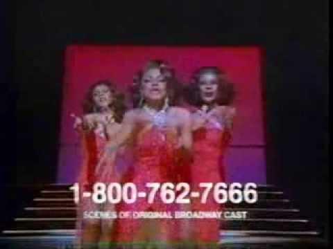 Dreamgirls ad (1984)