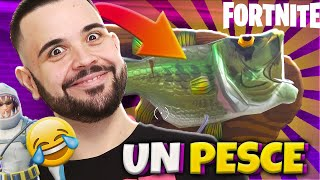 Fortnite : C'è un Pesce 😂😅😂😂