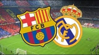 REAL MADRID VS BARCELONA SUPER CUP