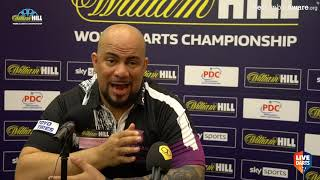 """Dirk van Duijvenbode on Ally Pally win over Rob Cross: """"Leave me as underdog, I'll prove them wrong"""""""