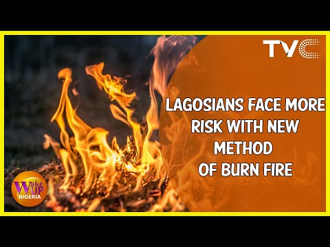Covid-19: Lagosians Face More Risk With New Method Of Burn Fire