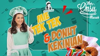 Video RESEP SARWENDAH -- MIE TEK TEK & DONUT KEKINIAN MP3, 3GP, MP4, WEBM, AVI, FLV November 2018