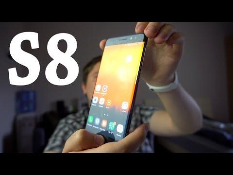 Samsung Galaxy S8+ обзор на русском. Я просто в шоке! Apple сосет по полной! Лучший смартфон в 2k17! (видео)