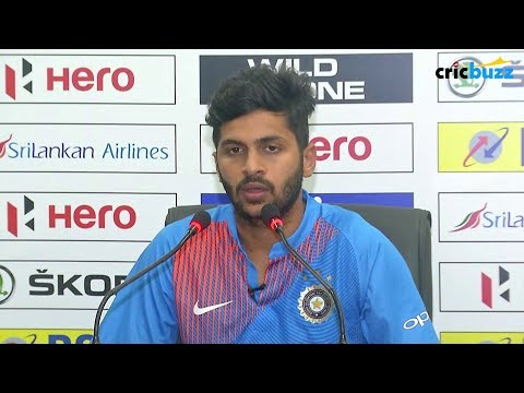 The first game was an eye-opener for us - Shardul Thakur