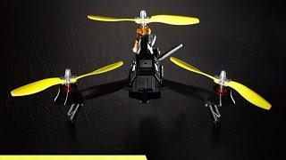 Kickstart Pocket Drone Unboxing (Backer 42) pocketdrone