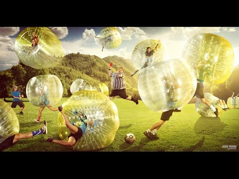 Greatest Game Ever Played Zorb Soccer