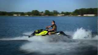 10. IT'S LIKE THAT - NEW Sea-Doo RXP-X 260 - Stop and Go with X-GAMES medalist Peter Fleck