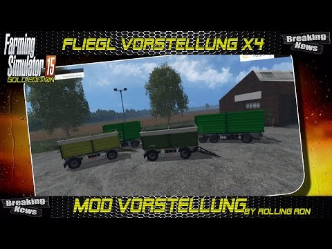 Fliegl Pack v3.0