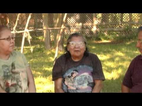 Nagaadjiwanaang Ojibwemowin Gabeshiwin 2012 (26min)
