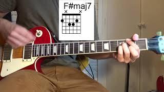 Download Lagu Tyler, The Creator - Boredom Guitar Lesson Mp3