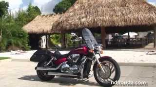 4. Used 2004 Honda VTX 1300 Motorcycles for sale in Florida