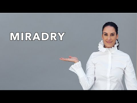 MiraDry to Permanently Eliminate Underarm Sweat and Odor in Beverly Hills, Los Angeles