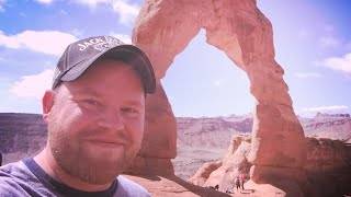 Ballard (UT) United States  City pictures : Hike Up Arches National Park ~ Utah