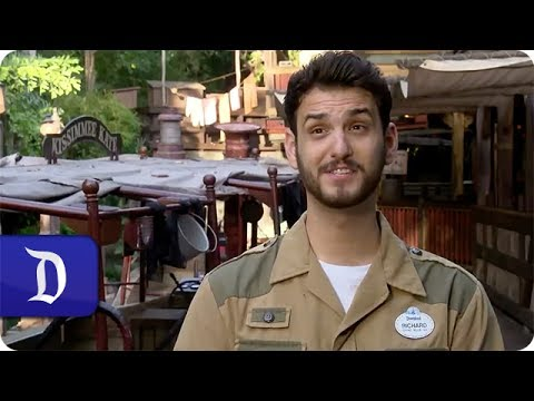 Jokes - Every Role a Starring Role - Jungle Cruise Skipper at the Disneyland Resort