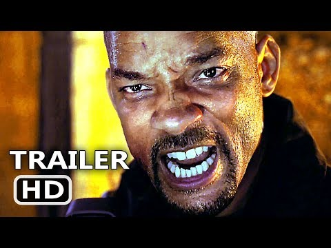 GEMINI MAN Official Trailer # 2 (NEW 2019) Will Smith, Sci-Fi Movie HD