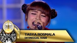 Video ASIK ASIK!! Tasya Rosmala [DITINGGAL RABI] - ADI 2018 (16/11) MP3, 3GP, MP4, WEBM, AVI, FLV November 2018