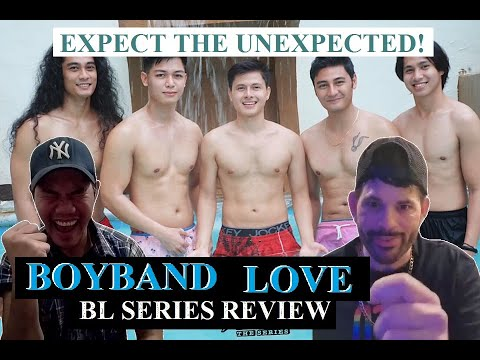 Boyband Love BL Series Review   Expect The Unexpected
