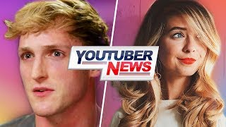 Logan Paul's Strange TV Interview, Casey Neistat's Company Closes, Work For Zoe Sugg AND MORE!