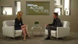 Laura Dern & Eddie Redmayne at the Variety Studio: Actors on Actors presented by Samsung Galaxy