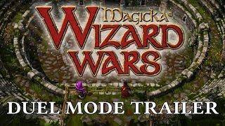 Трейлер Magicka: Wizard Wars Duel Mod