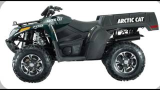9. 2016 Arctic Cat TBX 700 EPS Black