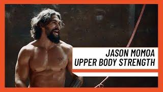 Jason Momoa Has Some Serious Upper Body Strength | Men's Health UK