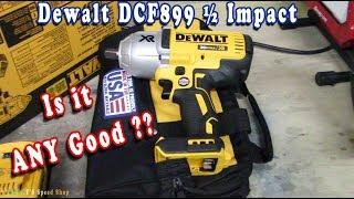 Dewalt DCF899 High Torque 1/2