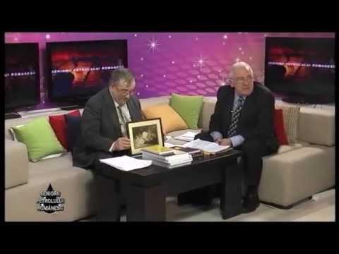 Emisiunea Seniorii Petrolului Românesc – Constantin Dobrescu – 28 februarie 2015