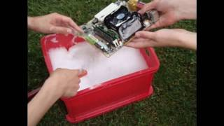 How To Wash A pc