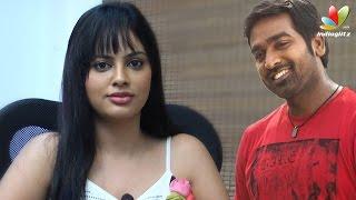 Vijay Sethupathi Did it for Me – Nandita Shwetha Kollywood News 26/11/2015 Tamil Cinema Online