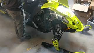 10. Polaris Axys Exhaust Can Challenge