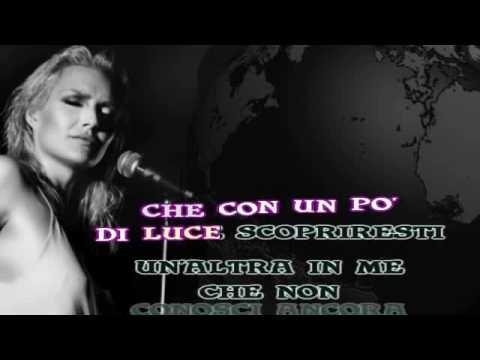 , title : 'Anna Oxa Tutti i brividi del mondo karaoke con testo sincronizzato'