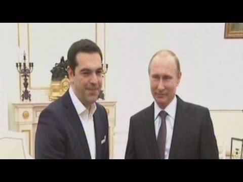 Στη Ρωσία ο πρωθυπουργός για το Διεθνές Οικονομικό Φόρουμ