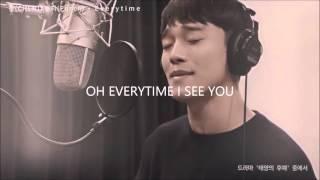 everytime • chen x punch // descendants of the sun // hanromeng // lyrics