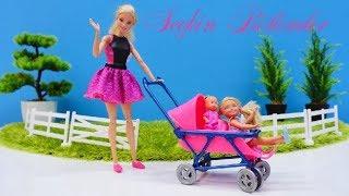 Video Barbie ailesi bebek için eşya alıyor! MP3, 3GP, MP4, WEBM, AVI, FLV Desember 2017