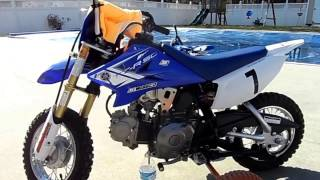 8. 2013 Yamaha TTR50 Cleaning the Carburetor Jets