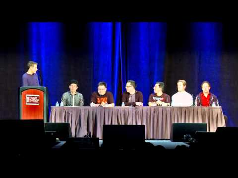 Mass Effect Retrospective Panel - PAX 2013 Video