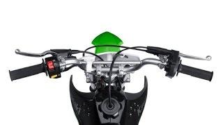 10. Kawasaki KLX110 (2015 - 2016)