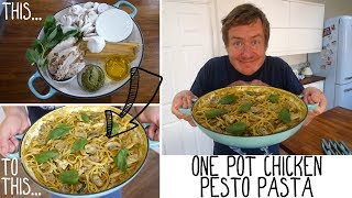 One pot chicken pasta by  My Virgin Kitchen