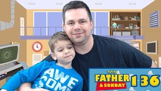 Father and Sonday! | Opening Pokemon Cards with Lukas #136 by The Pokémon Evolutionaries