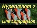 Nike Hypervenom 2 Line Comparison   Phantom 2 vs Phinish vs Phatal 2 DF vs Phatal 2 vs Phelon 2