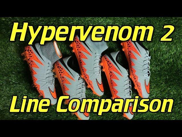 Nike-hypervenom-2-line-comparison