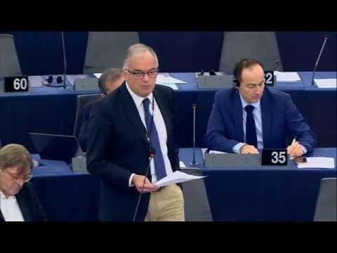 """González Pons: """"El futuro de Europa es más Unión Europea y no más nacionalismo"""""""