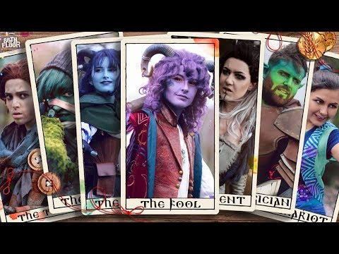 Critical Role Cosplay Music Video